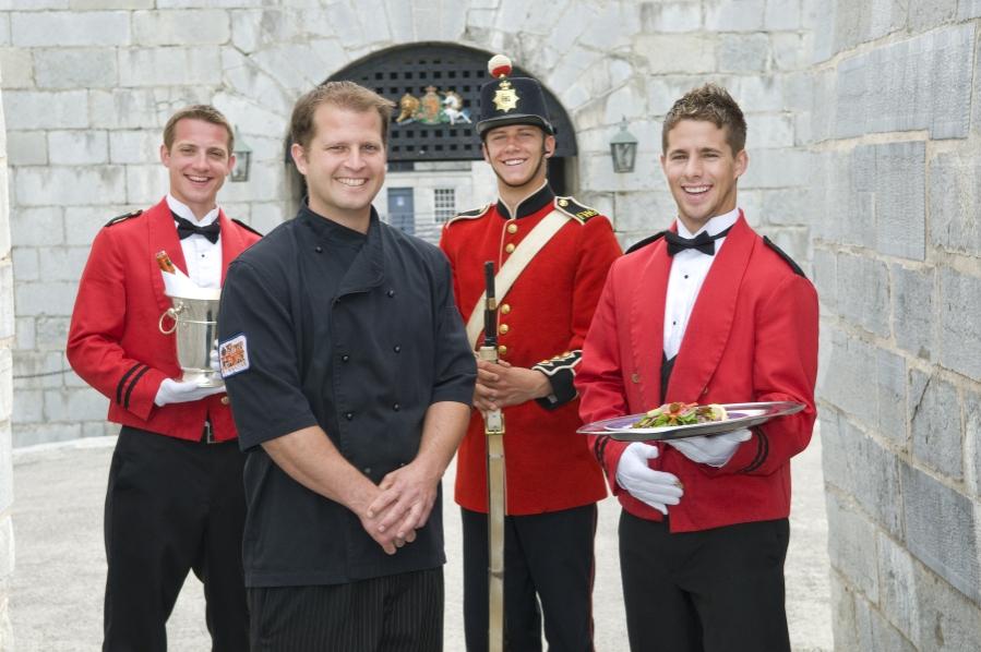 Fort Henry Dining