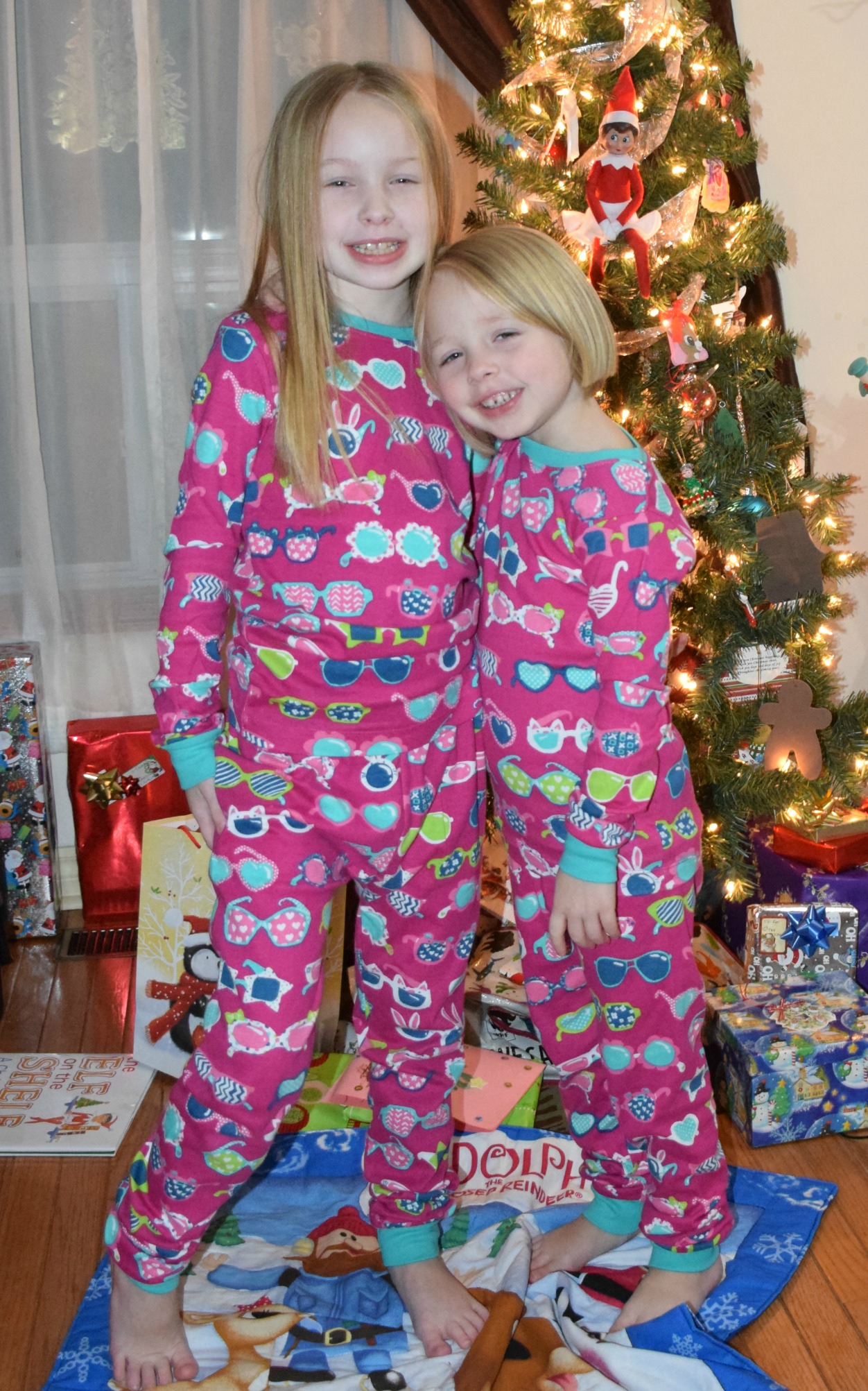 Girls christmas