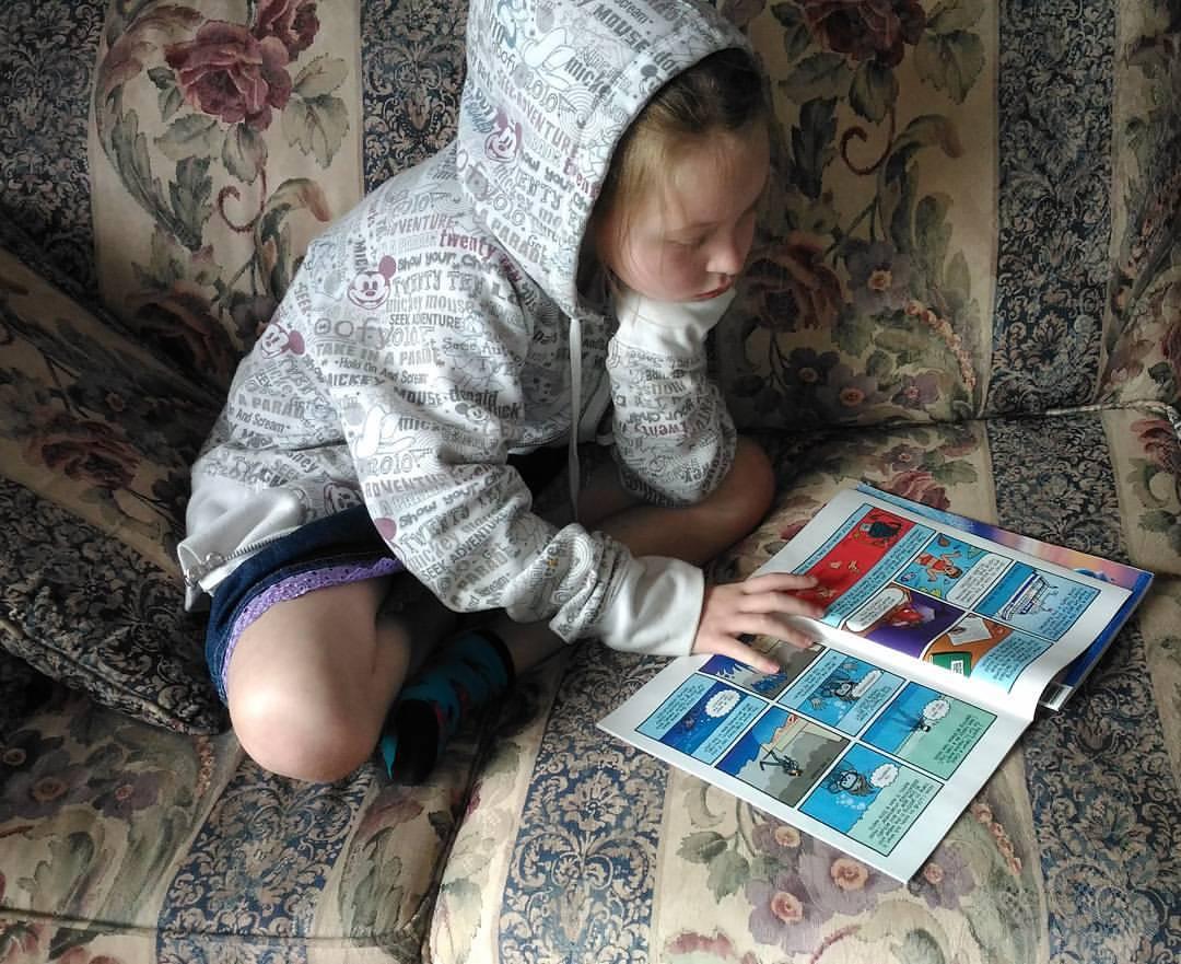 Raising Girls Comics