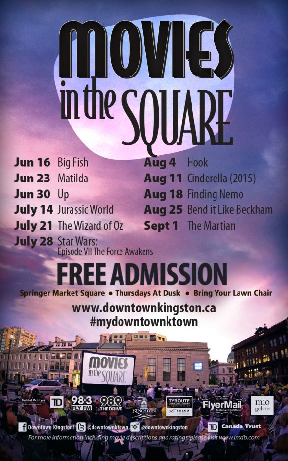 Kingston Every Summer - Movies