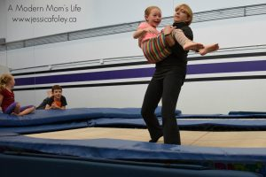 Trampoline party