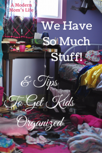 Tips To Get Kids Organized