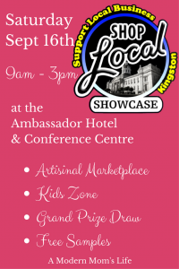 Shop Local Showcase Kingston 2017 #ad