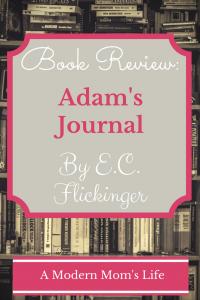 Adam's Journal - A Book Review