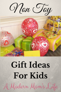Non Toy Gift Ideas For Kids [Gift Guide]
