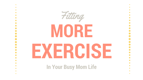 More Exercise