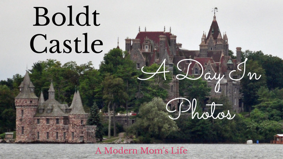 Boldt Castle - A Day In Photos