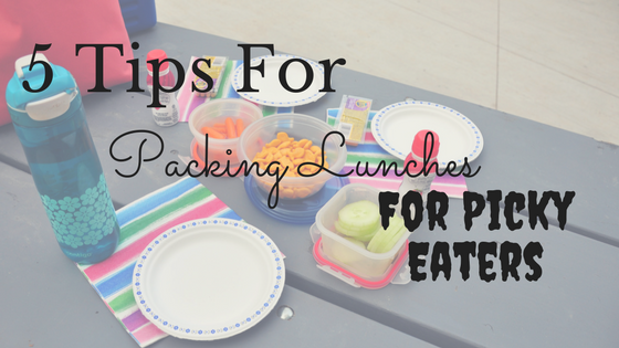 5 Tips For Packing Lunches For Picky Eaters