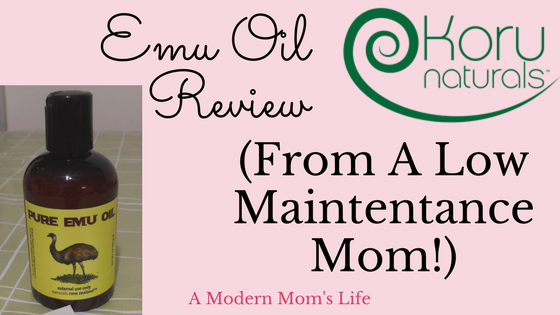 Emu Oil Review