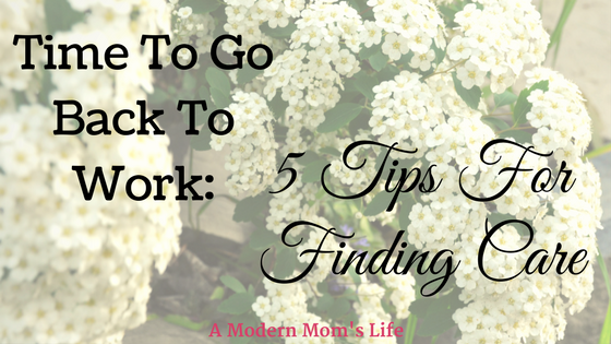5 Tips For Finding Care