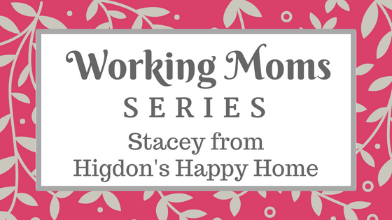 Stacey from Higdons Happy Home
