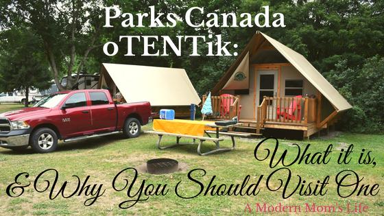 Parks Canada oTENTik