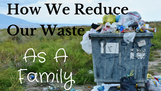 Reduce Our Waste
