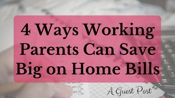 Save Big on Home Bills