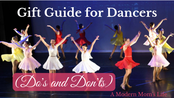 Gift Guide for Dancers