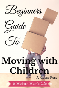 Beginners Guide to Moving With Children