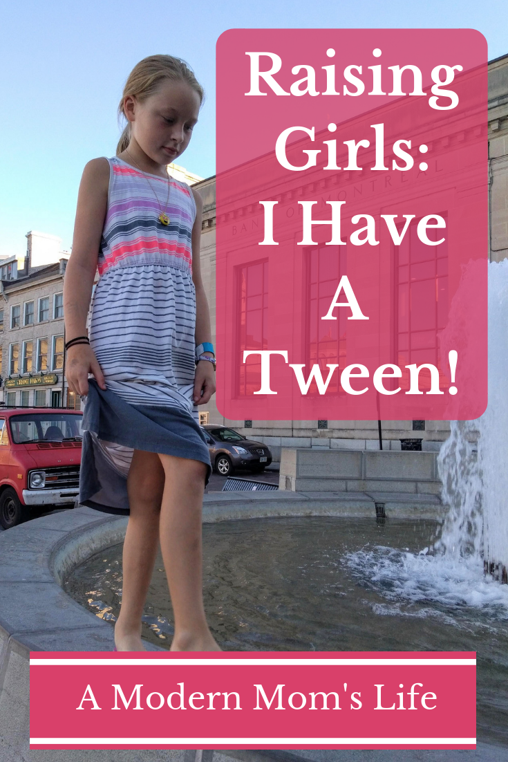 Raising Girls: I Have A Tween!