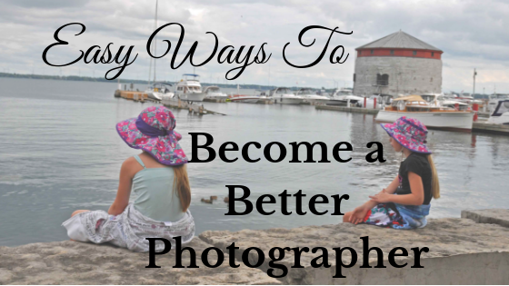 Become a Better Photographer