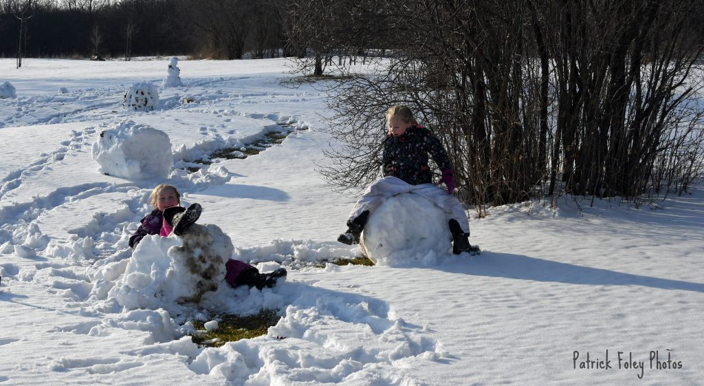 winter fun enjoy being home with your kids over Christmas