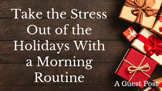 take stress out of your holidays