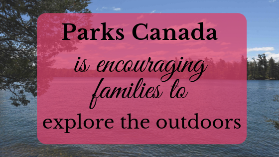encouraging families to get outside
