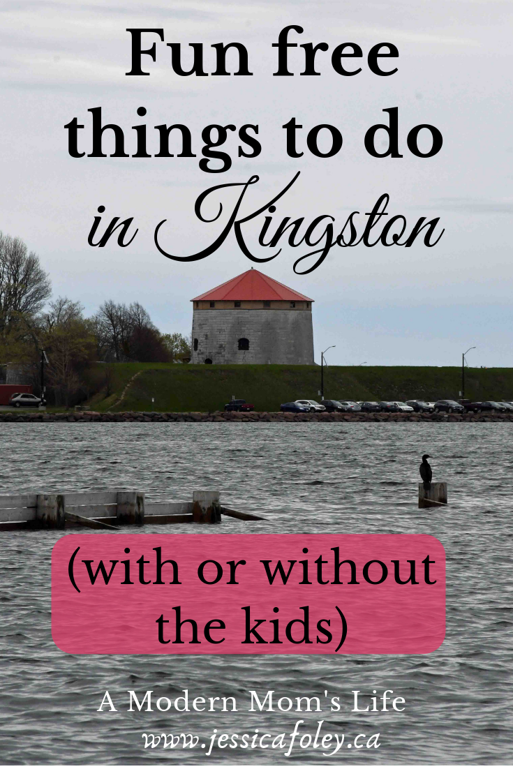 Fun free things to do in Kingston (with or without the kids!)