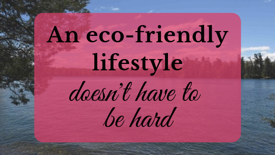 eco-friendly lifestyle