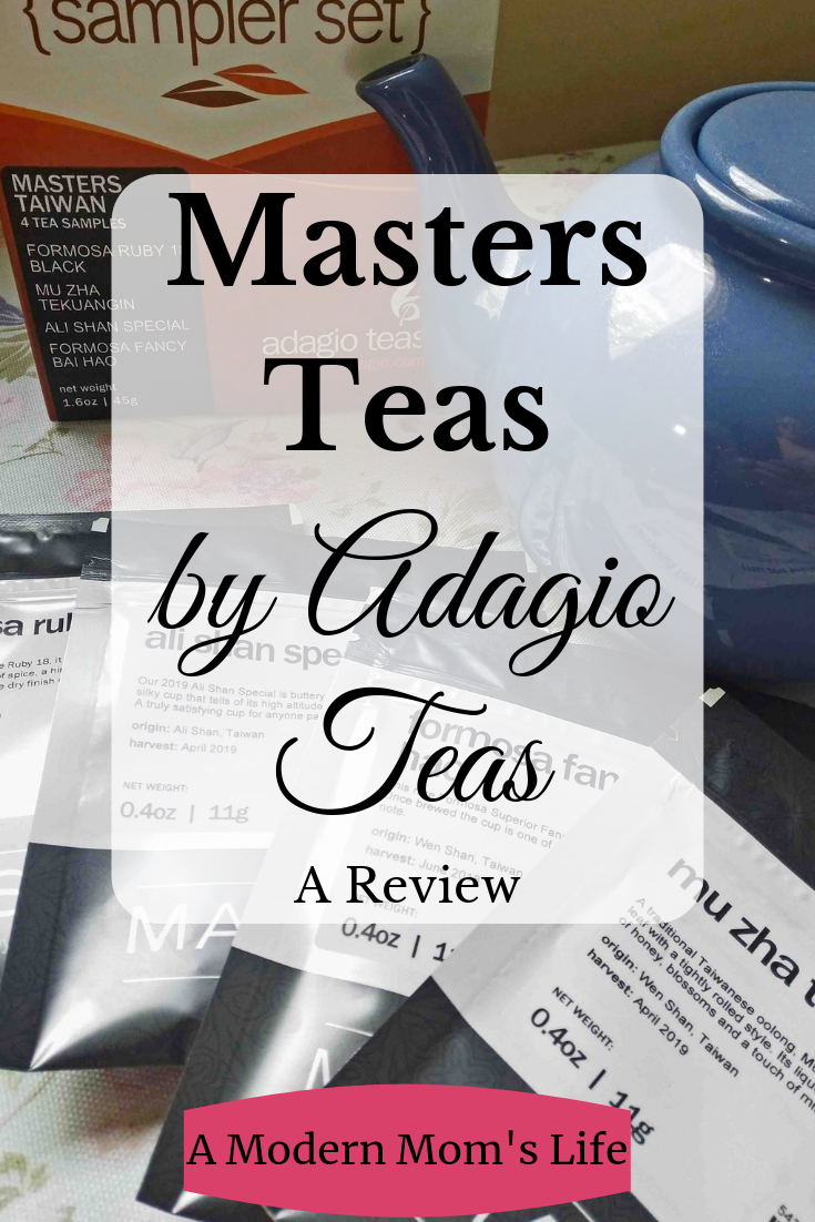 Masters Teas by Adagio Teas