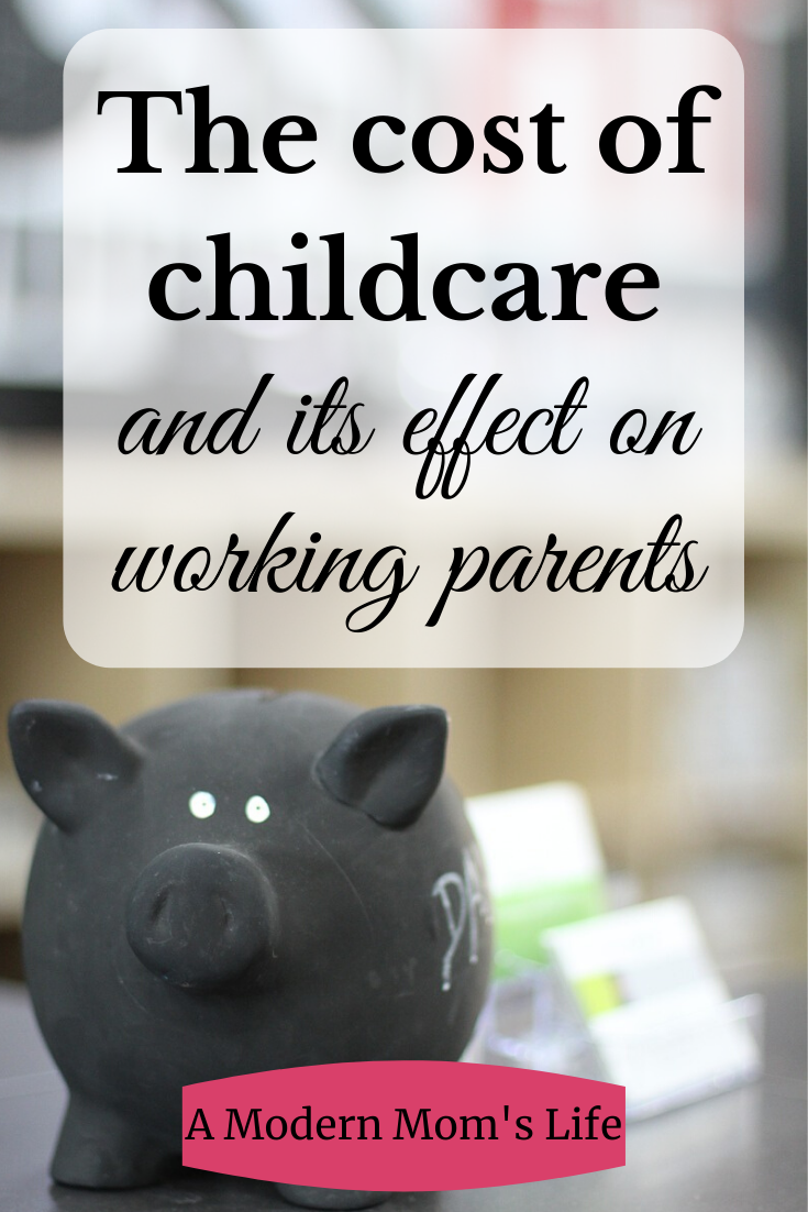 The cost of childcare and its effect on working parents