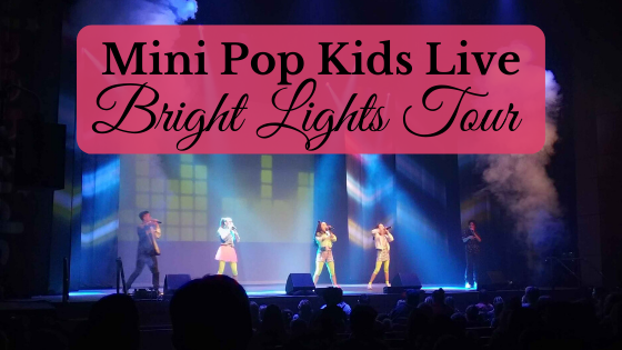 Mini Pop Kids Live