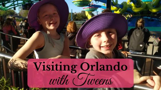 Orlando with Tweens