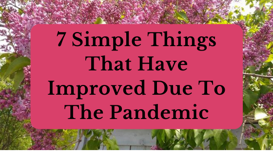 positive things pandemic