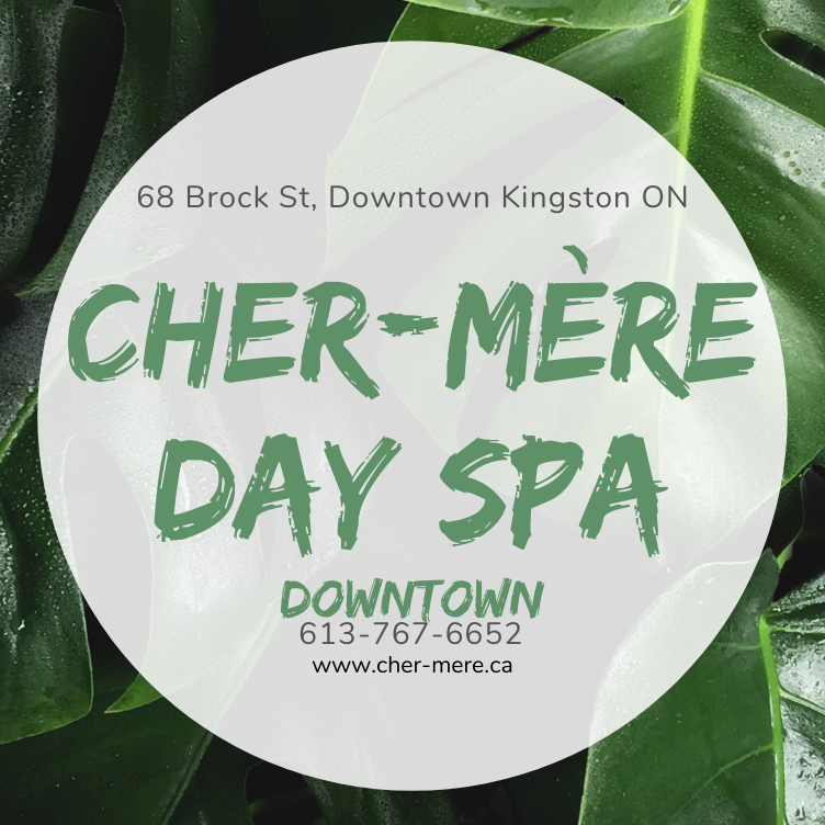 mom-run businesses during the pandemic Cher-Mere Day Spa