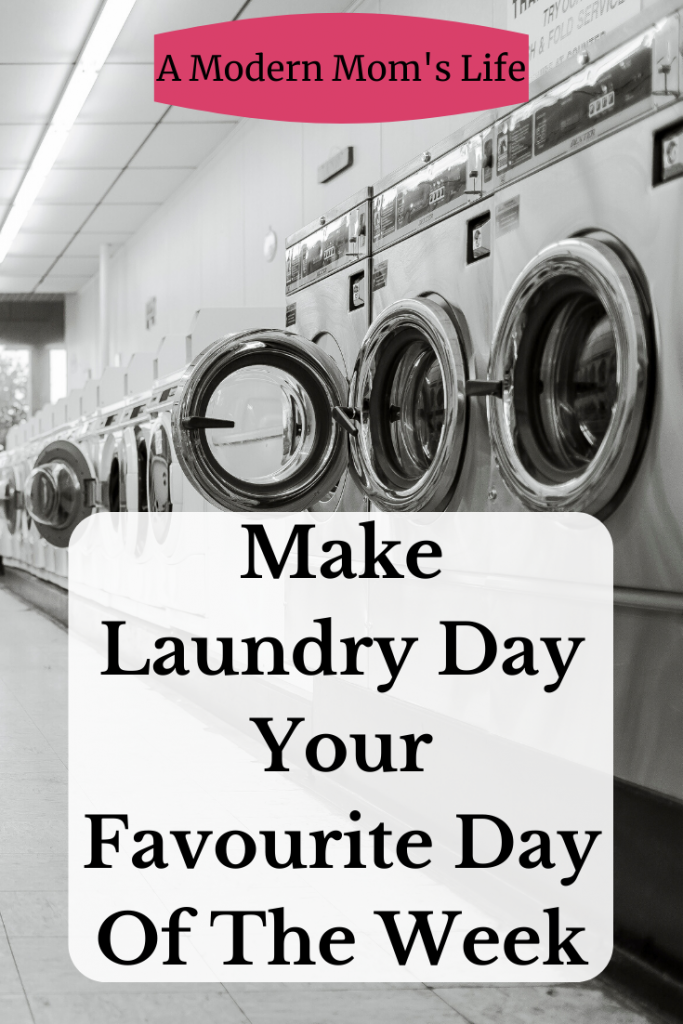 Make laundry day your favourite day of the week