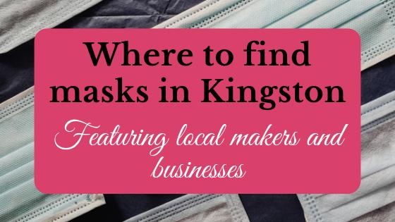 masks in Kingston