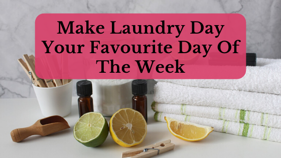 laundry day favourite day