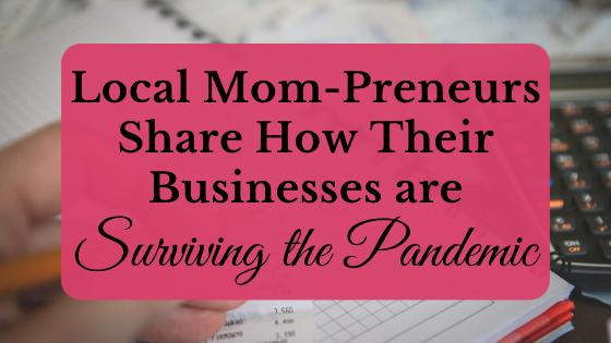 mom-run businesses during pandemic